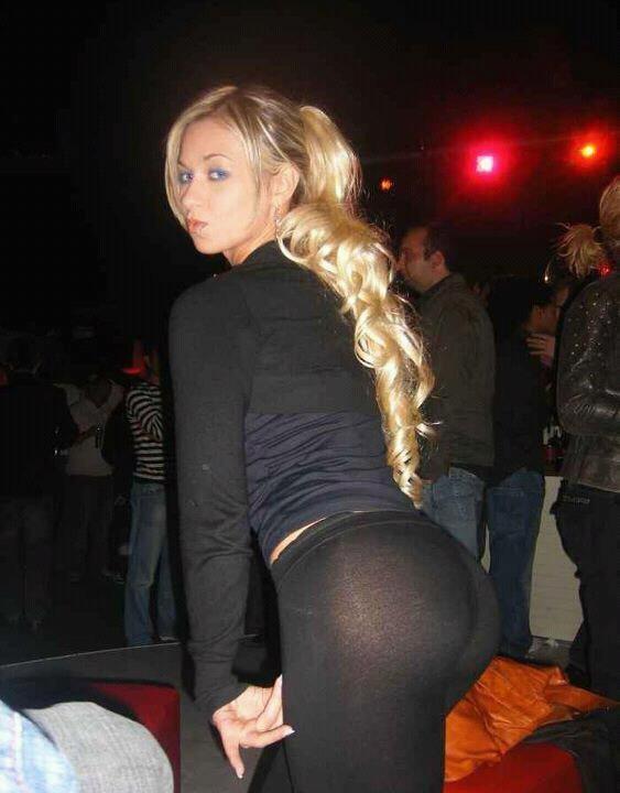 Iggy Azalea Yoga Pants