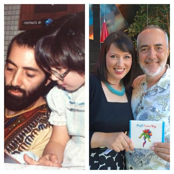 I call this 'From Corner Grocery Store to #Lovebug'   @Raffi_RC I think we are just getting better! http://t.co/5DQUBr9Vok