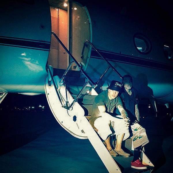 That boy @JustinBieber has been rocking his Snakeskin Popular Script Bucket Hat this summer...http://t.co/vNUDx0PaiD http://t.co/HjckUA0zWL