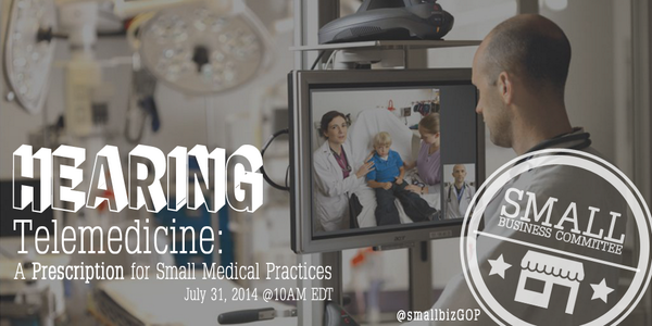 UPDATE: Tomorrow we have #telemedicine & its possibilities for small #medical practices http://t.co/SRfWlSZ5x5 #pjnet http://t.co/ni8TIPdafS
