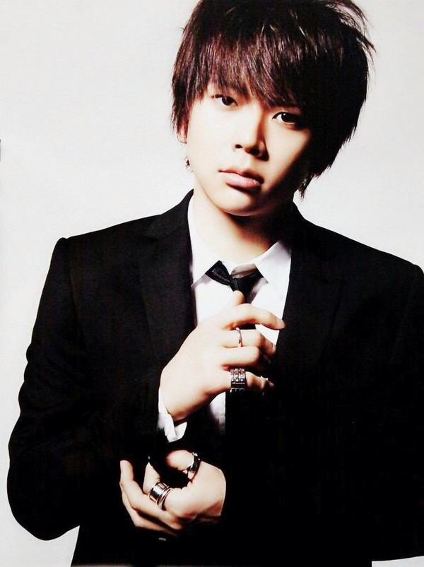 スーツ姿がかっこよすぎる増田貴久