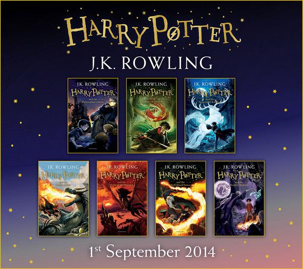 Bloomsbury Kids Uk On Twitter Pre Order Your Set Of The Harrypotterbooks With Glorious Covers By Duddledum Now Http T Co Cfmpcym