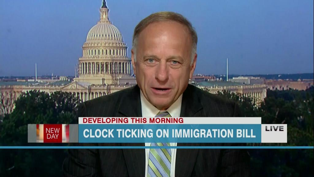 Twitter / ChrisCuomo: .@SteveKingIA tells #New Day ...