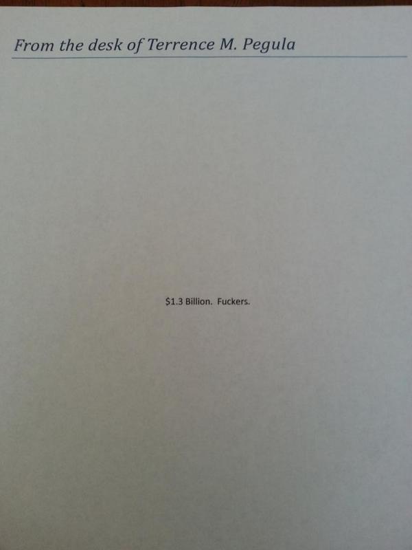 Haha. RT @davekellywny: Just obtained a copy Terry Pegula's bid letter. http://t.co/Biwpkz8Ujk