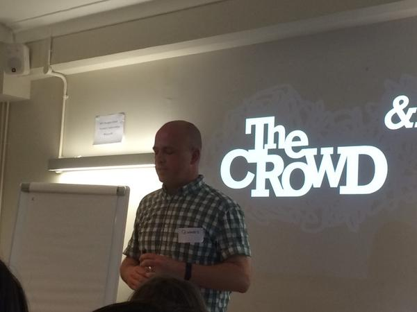 .@wadds takes to the floor  #futurepr http://t.co/czQAqKB58b