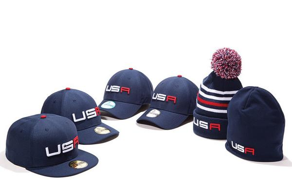 Team USA Ryder Cup hats - Golf Style and Accessories - GolfWRX 3f65d991614