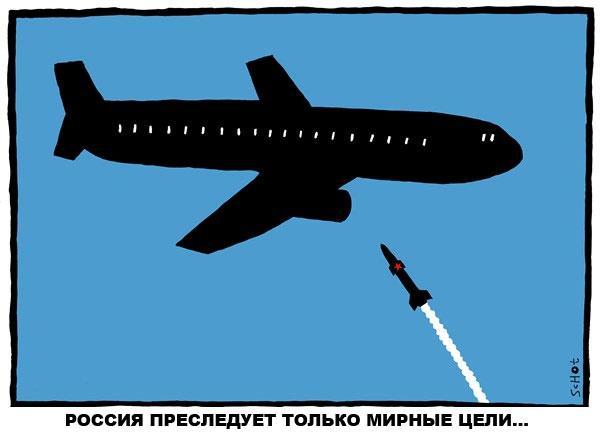Россия хочет подорвать независимое расследование причин крушения Boeing 777,  - посол США в ООН - Цензор.НЕТ 5588