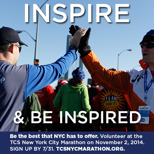 RT @everymomcounts: Support #EMC in @nycmarathon by volunteering at our water station. 7/31 is last day 2 sign up: http://t.co/N4MGYuES7H h…