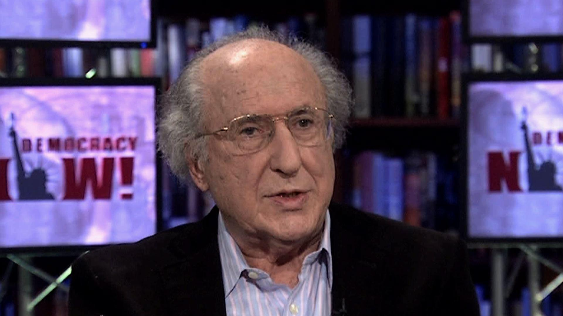 "RT @democracynow: Rabbi Henry Siegman, Leading Voice of U.S. Jewry, on #Gaza: ""A Slaughter of Innocents"" http://t.co/xWP3wCIVS7 #Israel htt…"