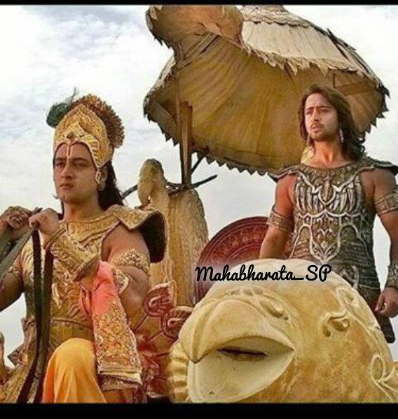 """Mahabharat StarPlus On Twitter: """"Offscreen Pic Of @Shaheer"""