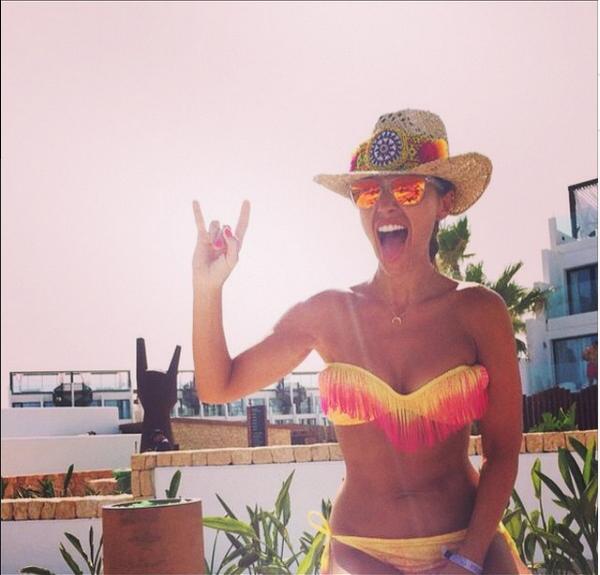 Paula Echevarria estalla en Instagram
