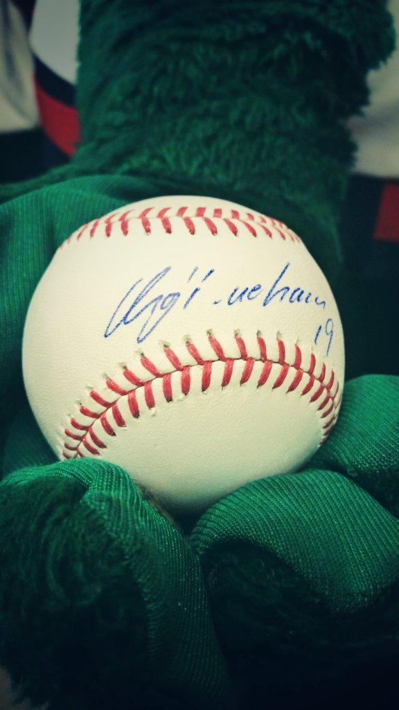 If this tweet gets 2,000 RT's I'll give away this @TeamUehara ball! Let's go RED SOX Nation! #RedSox #HighFiveCity http://t.co/sTOuVSkeDi