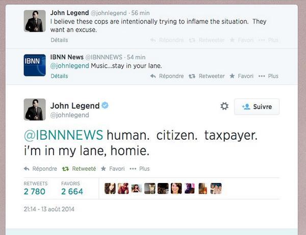 .@johnlegend: Human. Citizen. Taxpayer.   #Ferguson http://t.co/irywAXcYwd