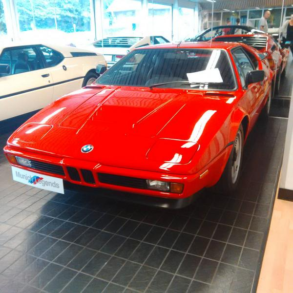 "Lovely! ""@Fred_Monsone: Took my M5 over to @MunichLegends saw these! #throwbackthursday #BMWM1 @BMW_Welt @m5manny http://t.co/CpZ1T4Bm0f"""