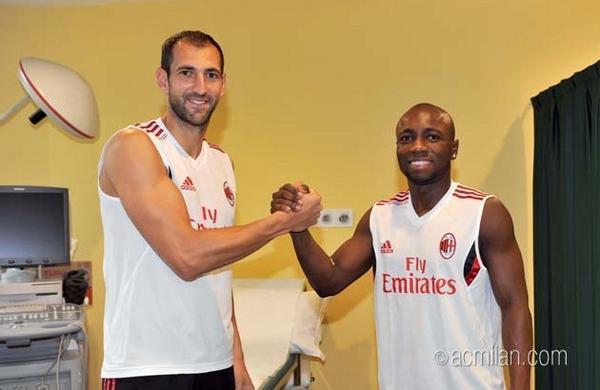 Diego Lopez completes move from Real Madrid to AC Milan