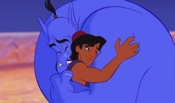 You're free Genie... It's crazy to think a man who brought so much laughter to others could be so sad. #RobinWilliams http://t.co/l6l4tXVU8k