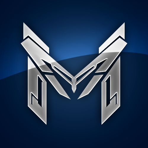 """king jediah 🎲 on twitter: """"letter """"m"""" logo design by me, what do"""