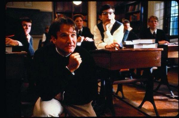 Oh Captain! My Captain! Ну как же так?! #RIPRobinWilliams http://t.co/g4ljzlJ4d8