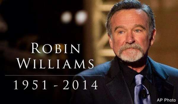 """""""Good morning Vietnam"""" is now trending on Twitter. Sad day. #RIPRobinWilliams http://t.co/lQSoxWXMLm"""