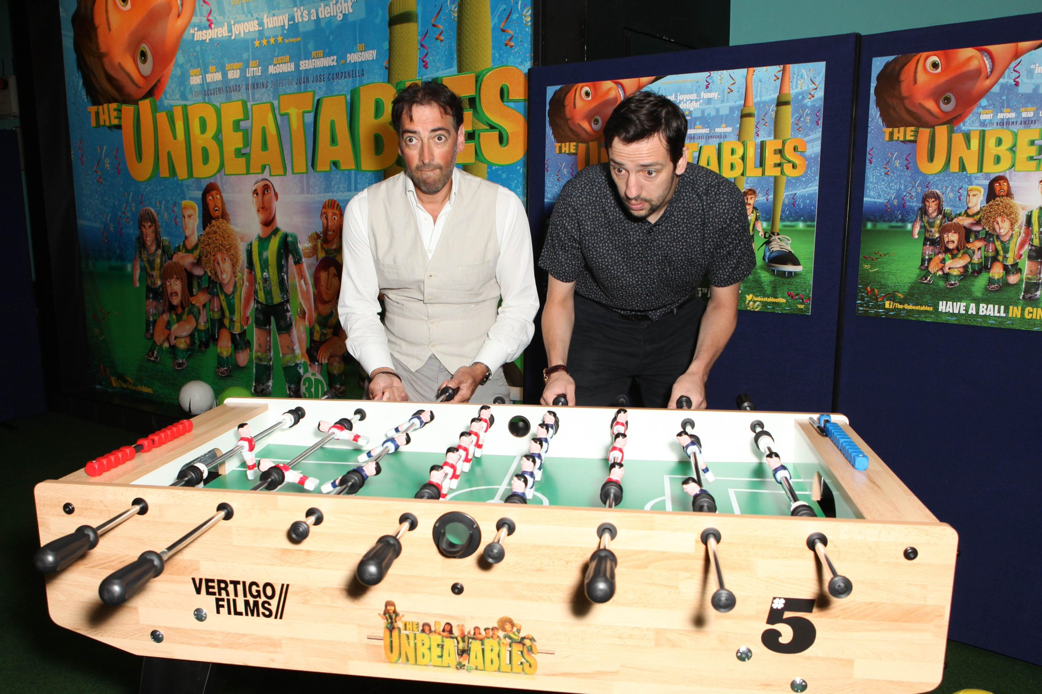 RT @5mag: To celebrate the @UnbeatablesFilm release this Friday, we're giving away a Foosball Table! http://t.co/yG0Per2M6y http://t.co/qBG…