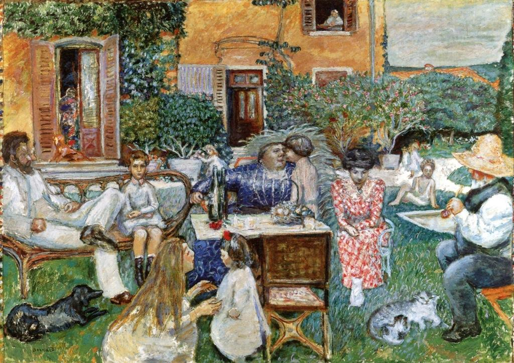The Terrasse Family