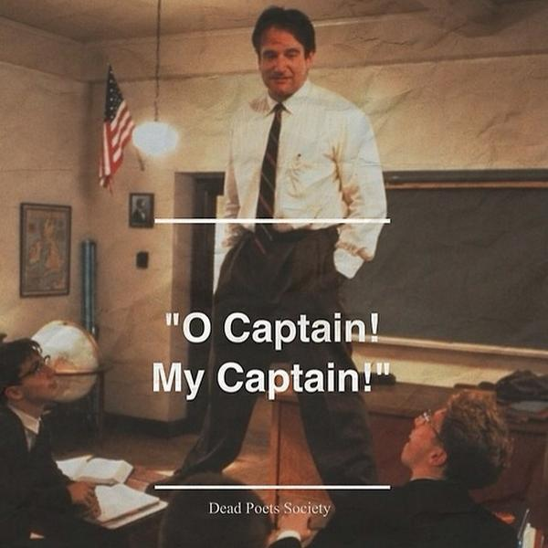 RIP Robin Williams #riprobinwilliams #ocaptainmycaptain http://t.co/bj5N2ULSjV http://t.co/OOnZ5Uiwtd