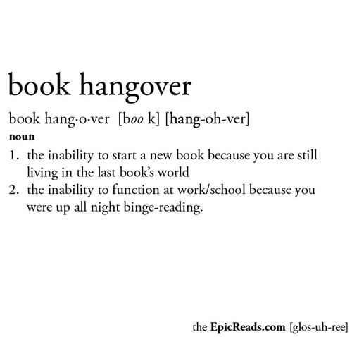 Book hangovers are the best hangovers [via @EpicReads] http://t.co/7eRzu3FWDu