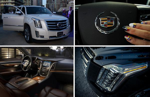 Golf Carts Yorkville Best Of The All New Cadillac Escalade Unveiled In on