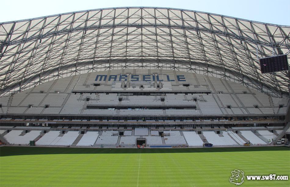 Marseille stade v lodrome ligue 1 page 3792 for Porte 7 stade velodrome