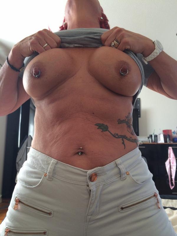 T shirt nipples amateur that
