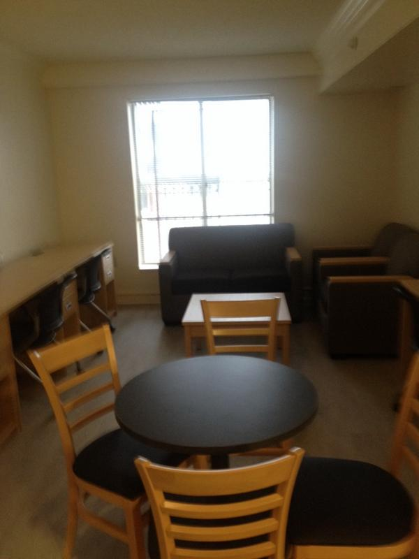 gw housing on twitter what do you think of the new furniture rt sweinshel new dakota rooms with furniture - Gwu Interior Design