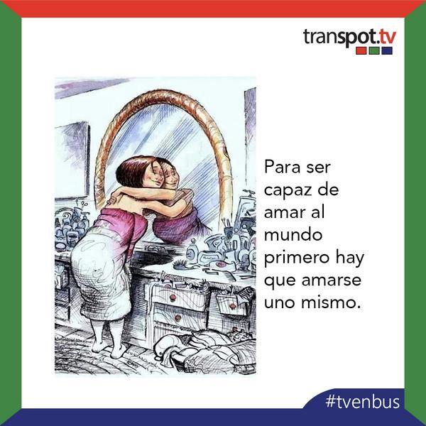 Transpottv On Twitter Para Ser Capaz De Amar Al Mundo