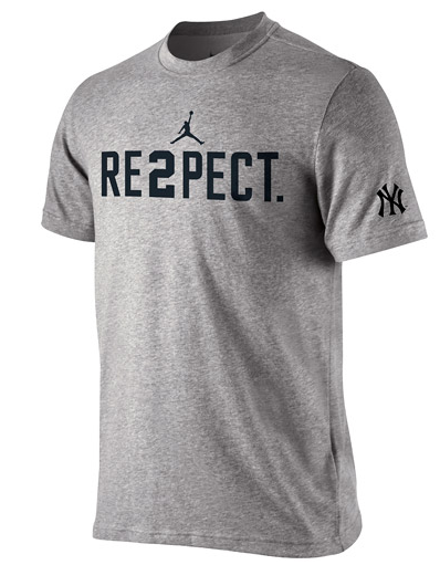 "212d5018199405 "" Yankees  Show your  RE2PECT to Derek Jeter and purchase one of these  awesome T-shirts  http   atmlb.com Xfe3F9 pic.twitter.com EnTjv8midU"""