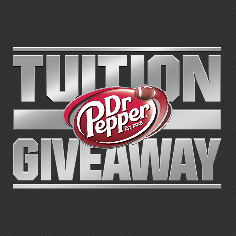 dr pepper tuition giveaway dr pepper drpepper twitter 1255