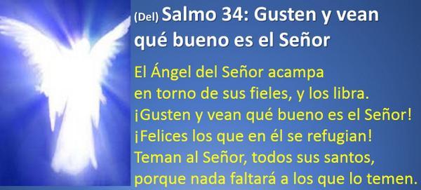 Salmos Del Matrimonio Catolico : Santoral católico on twitter quot del salmo gusten y vean