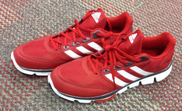 Nebraska Football Adidas Shoes