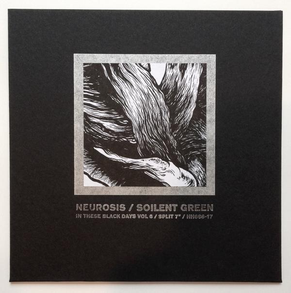 """@SoilentGreen / @NeurosisOakland split 7"""" available from @HydraHead Industries NOW! http://t.co/eH9RYy6IGv http://t.co/6dnlUcOMB0"""