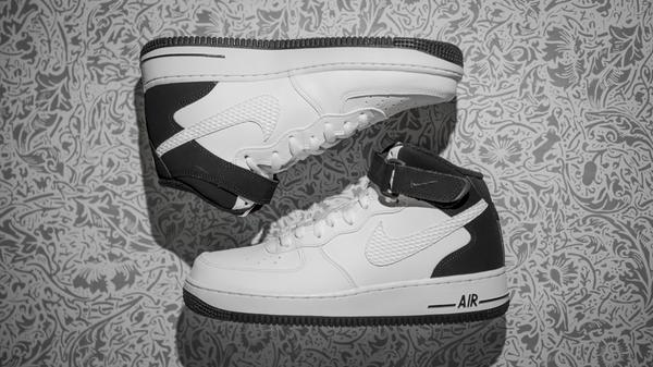 Do you wear your Nike Air Force 1s