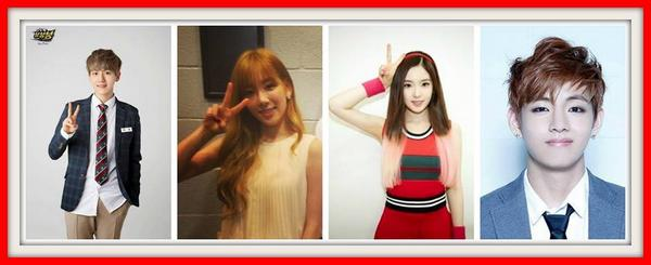 byun baekhyun and kim taeyeon dating rumors