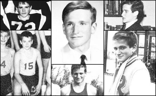 """New York Daily News on Twitter: """"Before he was famous: A look back at Robin  Williams' childhood yearbook photos. http://t.co/nvfWbqJCCS  http://t.co/POafShvZzb"""""""