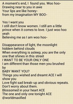 "[ENG TRANS] #Taemin ""Ace of Ace""  cr. worldmaxified http://t.co/81k3W9w42h"