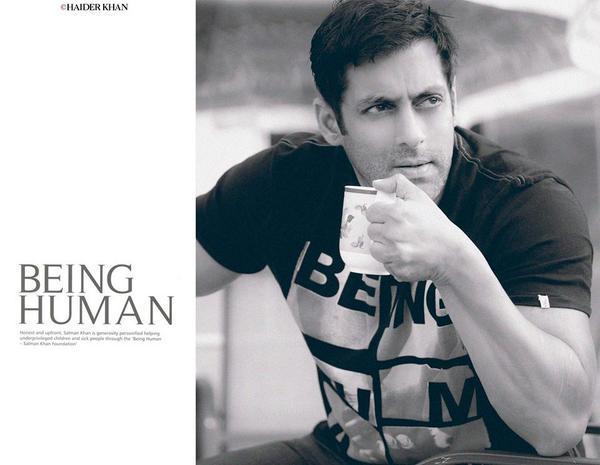 Salman Khans Latest Photoshoot Pics For Being Human