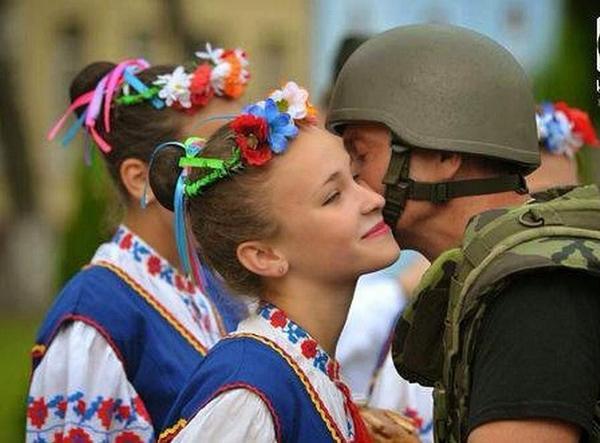 В Киеве встретили демобилизованных бойцов 72-ой бригады - Цензор.НЕТ 1667