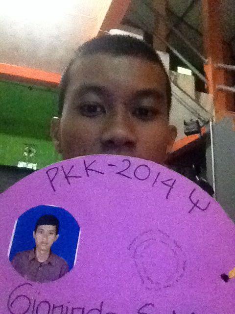 Anak psikolog ciee :D RT @gionindo #SelfieBarengPsikologiUnsri @Pkkpsiunsri14_