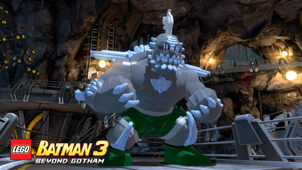 Lego Dc Super Villains On Twitter Doomsday Has Arrived Gamescom2014 Legobatmangame Http T Co Jmgctx1pod