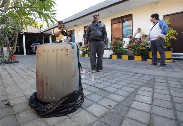 Body of American Sheila Von Weise Mack Found in Suitcase at Bali St. Regis