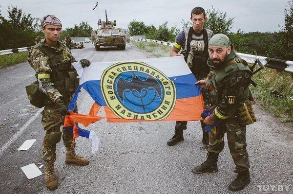 Террористы захватили шахты Свердловска и взорвали мост на Донетчине, - СНБО - Цензор.НЕТ 4433
