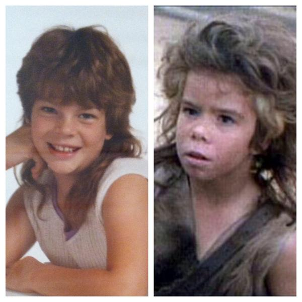 John Boel On Twitter I Told Christiedutton Her Permed Mullet Back To School Pic Looks Like The Grunting Boy In Road Warrior Http T Co C0ozviluf9