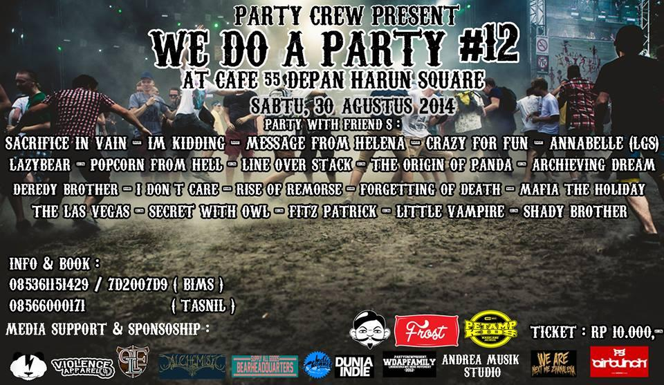 Party Crew Aceh on Twitter: