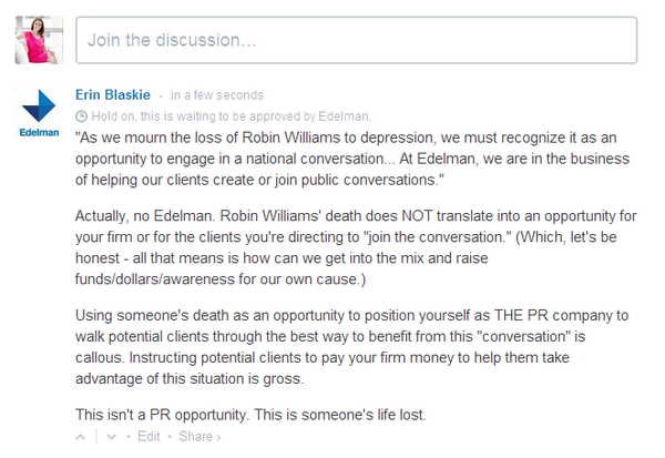 Since @EdelmanPR deleted my comment, I figured I'd share it here. In response to: http://t.co/WS3dI180XW http://t.co/ZauPF887Wt